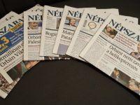 Macaristan'da İktidar Muhalif Gazeteyi Kapattı