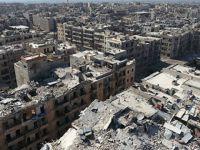 """""""Halep'te Çatışmalar Yeniden Başladı"""""""