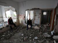 İşgal Çetesi Filistinli Tutuklunun Evini Yıktı