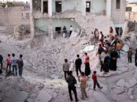 İdlib'teki Saldırıda Yaralanan 2 Suriyeli Hatay'a Getirildi