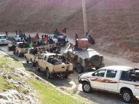 Taliban'dan Raşid Dostum'un Konvoyuna Pusu