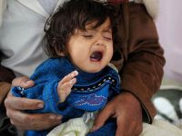 """""""Yemen'de Mart 2015'ten Bu Yana Bin 163 Çocuk Hayatını Kaybetti"""""""