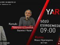 Selahattin Eş Çakırgil HilalTV'de Bahadır Kurbanoğlu'nun Konuğu