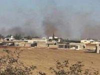 TSK Suriye'de PYD/PKK'ye Ait Mevzileri Vurdu