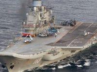 Rusya, Halep İçin Doğu Akdeniz'de Konuşlanıyor