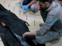 Esed Güçleri Duma'ya Saldırdı: 3 Çocuk Hayatını Kaybetti!