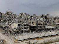 Suriye'de Ekonomik Yıkımın Maliyeti 180 Milyar Dolar