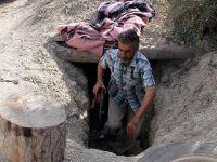 Türkmendağı'nda Yer Altında Yaşam!