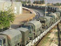 Askerî Birliklerin Şehir Dışına Taşınması Sürüyor