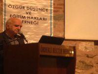Bursa'da ''15 Temmuz Direnişi ve Sorumluluklarımız'' Konuşuldu