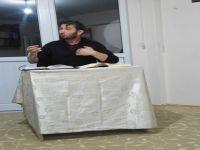 """Sivas Özgür-Der'de """"Direniş ve Sabır"""" Konusu İşlendi"""