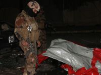 Kerkük'te Eş Zamanlı Canlı Bomba Saldırıları