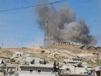 Esed ve Rusya Jetleri Cisr eş-Şuğur'u Vuruyor!