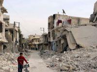 ABD Halep'in Düşmesini mi İstiyor?