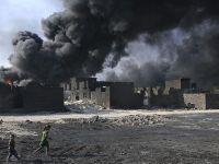 Musul'da Zehirli Gaz Can Aldı!