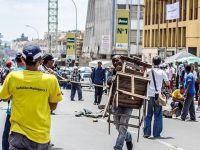 Madagaskar'da Açlık Tehlikesi!