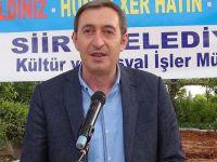 Siirt Belediye Başkanı Bakırhan'a 1 Yıl Hapis Cezası
