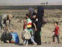 UNICEF: Kuzey Irak'ta 15 Bin Kişi Yerinden Oldu