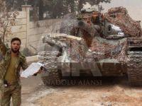 Fetih Ordusunun Halep'teki Rejim Kuşatmasını Kırma Operasyonu Sürüyor