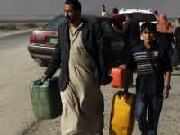 """""""Musul'da 16 Bin 566 Sivil Yerlerinden Edildi"""""""