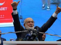 Saadet Partisi'nin Başkanlığına Temel Karamollaoğlu Seçildi