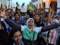 Fas'ta Balıkçının Ölümü Binleri Sokağa Döktü