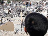 İşgalci İsrail Doğu Kudüs'te Müslümanların Mezarlarını Yıktı!