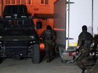 Malatya'da MLKP Operasyonu