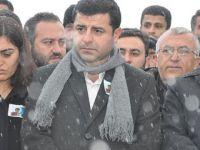 "Demirtaş'a ""Cumhurbaşkanı'na Hakaret""ten Hapis İstemi"