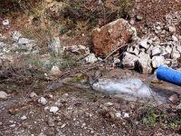 İçme Suyu Hattına PKK Saldırısı!