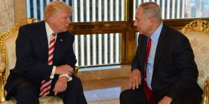 İşgalci Netenyahu Trump'a Teşekkür Etti!