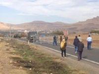 Mardin Derik'te Kaymakamlığa Saldırı