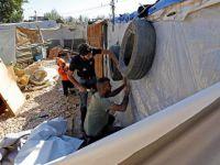 Lübnan'daki Suriyeli Mültecilerin Beşinci Kışı
