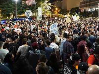 Kaliforniya'da Trump Karşıtı Protestolar Sürüyor