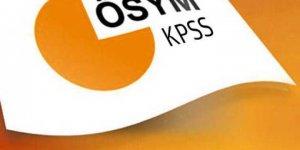 KPSS Ortaöğretim Soru Kitapçığı ve Cevap Anahtarı Yayımlandı