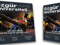 Özgür Üniversiteli Dergisinin 38. Sayısı Çıktı