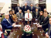 Erdoğan'dan Trump'a Davet