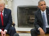 Obama, Trump'ın Başkanlığından Kaygılı