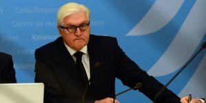 Alman Dışişleri Bakanı Steinmeier'in Gerilimi Azaltma Ziyareti