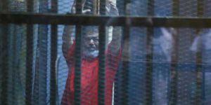 Mursi: Can Güvenliğim Tehdit Altında