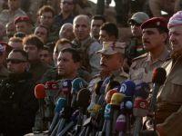 Barzani: Bağdat'la Uzlaşırsak Referanduma Gerek Olmaz