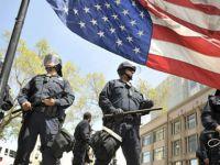 ABD Polisinden Dehşete Düşüren Şiddet