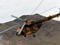 Taliban Üç Günde İki Helikopter Düşürdü