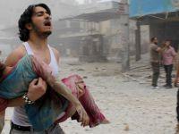 250 Bin Kişinin Yaşadığı Halep'te 30 Doktor Kaldı