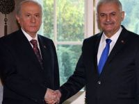 AK Parti ve MHP'den 'Yeni Anayasa' Kararı
