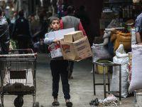 Gazze'de Şartlar Çocukları Çalışmaya Zorluyor!