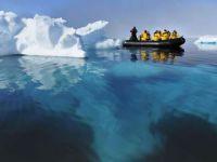 Kuzey Kutbu Normalden 20 Derece Daha Sıcak