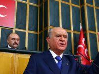 MHP'den AK Parti'ye Yeni Anayasa Desteği