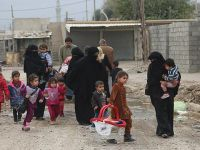 """Musul Operasyonu: """"73 Bin Sivil Yerinden Oldu"""""""