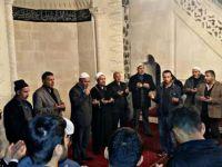 Diyarbakır Ulu Camii'de Gençlerden Halep İçin Dua